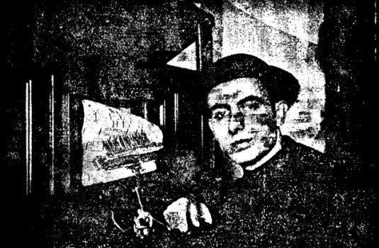 El cura valenciano que inventó la música electrónica.