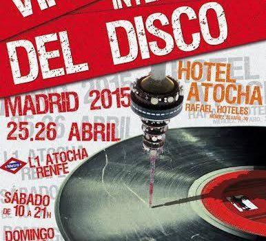 VII FERIA INTERNACIONAL DEL DISCO DE MADRID.
